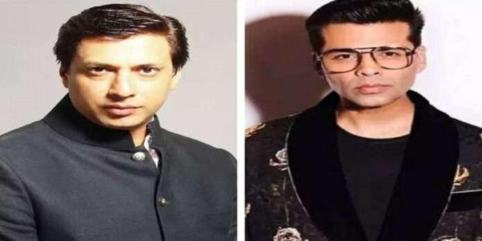 madhur bhandarkar calls out karan johar over title of the fabulous lives of bollywood wives