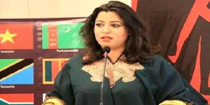 pakistan women activist (Photo - Navbharat Times)