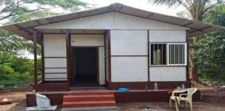 karnataka gets its first recycled plastic house in mangaluru