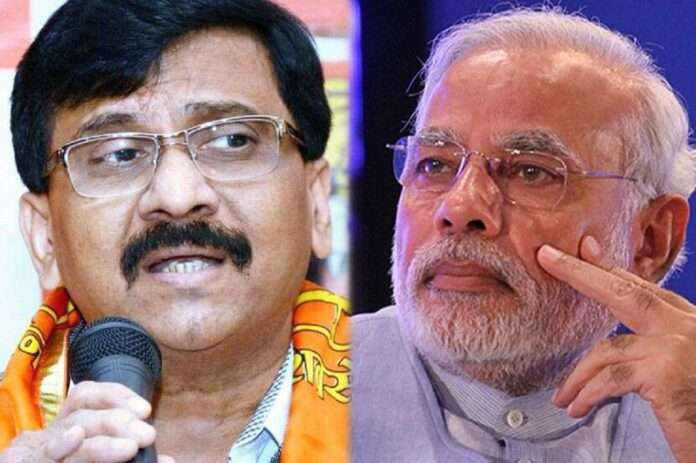 shiv sena mp sanjay raut suggestion to pm narendra modi for corona padnimc