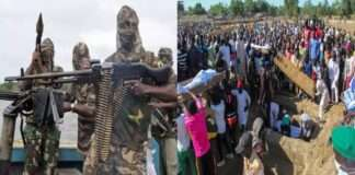 the biggest massacre in the world this year 110 civilians killed in nigeria