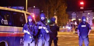 Vienna terrorist attack: three dead, including one suspect, in Austria shootings