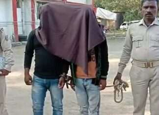 weird bike theft arrested in jharkhand
