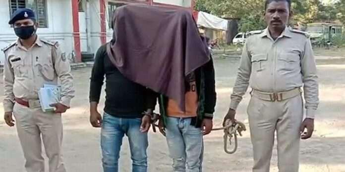 weird bike theft arrested in jharkhand