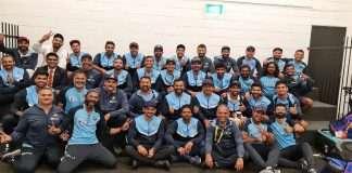 indian team melbourne