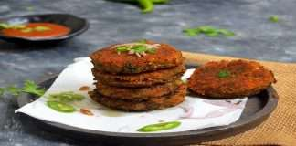 poha cutlet Snack Recipes