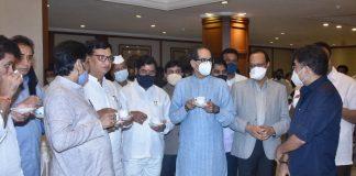 mahavikas aghadi tea party for winter session