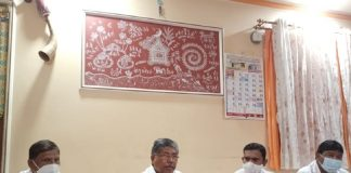 Wadhwan Bandar issue should move forward with harmony says Chandrakant Patil