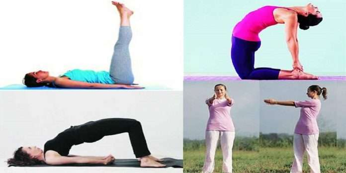 yoga poses for stress relief and anxiety
