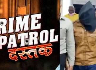after watching the crime patrol, the wife hatched a plot to kill her husband