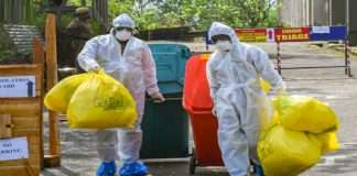 Medical Waste: Corona produces 38,680 metric tons of medical waste in India
