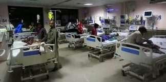 corona virus and health system