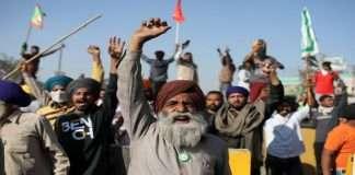 farm laws farmers protest