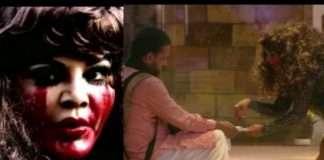 Rakhi Sawant is possessed by ghost, rips Rahul Mahajan's clothes