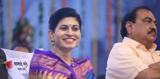 mp Raksha Khadse on BJP official website