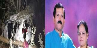 union minister shripad naik and wife accident uttar kannada district
