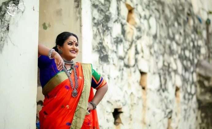 vanita kharat 'Desi Swag'