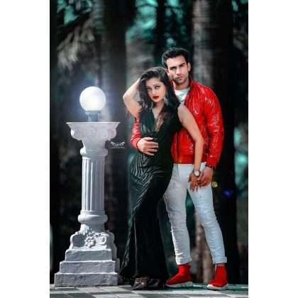 marathi actor mansi naik hot pre wedding photoshoot