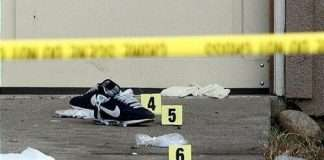 thane crime detected the identity of the attacker from the shoes