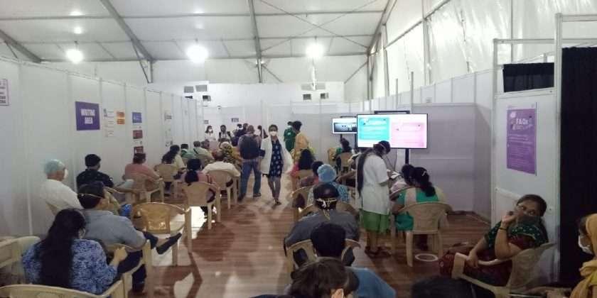 corona vaccination start in mumbai