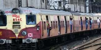 Man arrested for 'dropping' his wife from a moving train in chembur