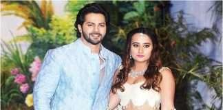 varun dhawan and natasha dalal leaves for the wedding, royal wedding ceremony will be held on the beach of Alibag
