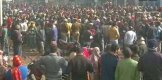 greater noida graveyard roof falled ghaziabad 24 death