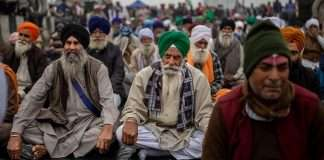 farmer protest violence Big split in farmer protest two farmer groups withdraw from agitation