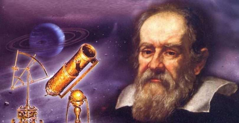 Galileo explains the mathematics of the planets