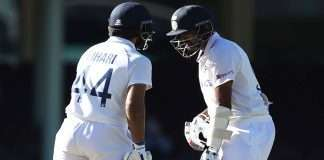 Ind vs Aus india australia third test drawn