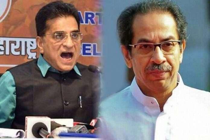 kirit Somaiya accuses CM uddhav thackeray announce locldown in Korlai for fear of exposing scam