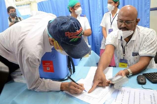 Mumbaikar ready for Corona vaccination