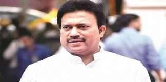 NCP MLA Shashikant Shinde