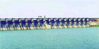 water crisis at Mukne Dam, the authorities plan to remove the reservation