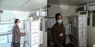 corona vaccine covishield reached Thane district