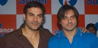 arbaaz khan and sohail khan