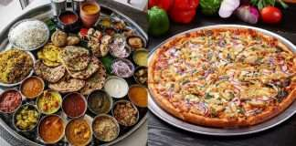 pizza is most google searched in india, Pakistan and Israel ahead in eating Indian dishes