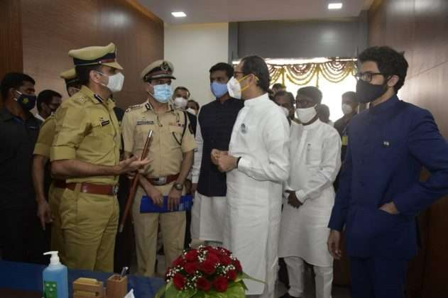 Inauguration of five Divisional Cyber Police Stations