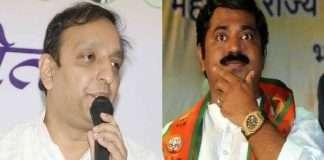 congress leader sachin sawant criticized bjp