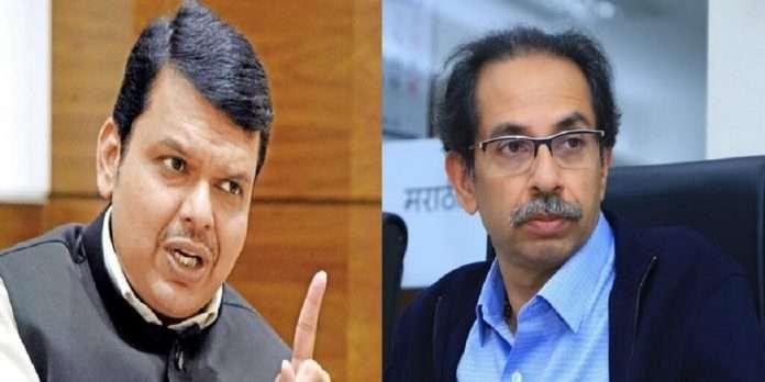 Devendra fadnavis criticized CM Uddhav Thackeray