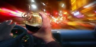traffic police cracks down 416 drink drivers one day