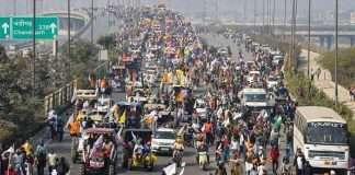 farmer protest violence sanyukta kisan morcha statement on tractor parade violence