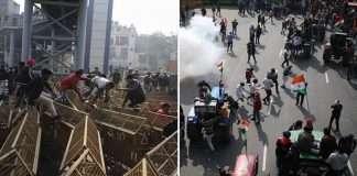 farmers protest violence FIR filed against 26 farmer leaders including Medha Patkar, rakesh tikait, yogendra yadav