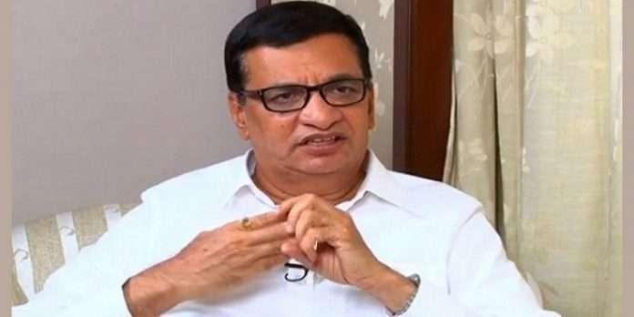congress leader balasaheb thorat