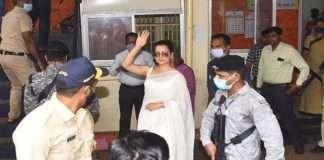 kangana ranaut will arrive at bandra police station