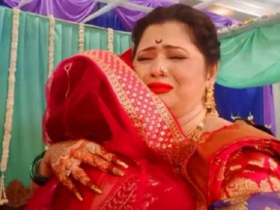 Marathi Actress Dancer Manasi Naik Got Married with pradeek kharera deepali Bhosale sayad become Emotional