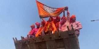 mns wins in buldhana gram panchayat election