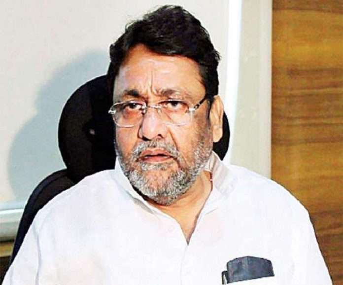 Nawab Malik statement The central government should find out who is defaming Serum