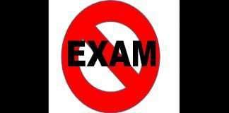 no exam