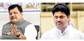 pravin darekar and dhananjay munde